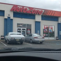 Photo taken at Auto Zone by Andrew N. on 9/5/2012