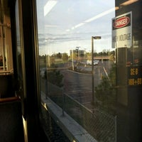 Photo taken at RTD - Dry Creek Light Rail Station by Patrick K. on 4/19/2012