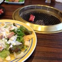 Photo taken at 安楽亭 沼南店 by Esperanza on 7/28/2012