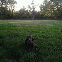 Photo taken at Waggin Tails Dog Park by Laci Y. on 5/10/2012