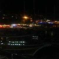 Photo taken at D-Marine Fethiye by Pınar A. on 8/14/2012