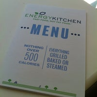 Photo taken at Energy Kitchen by Julianne A. on 6/27/2012