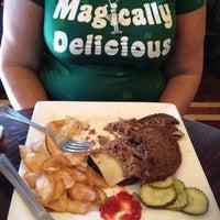Photo taken at Amrheins Restaurant by Brian L. on 3/18/2012