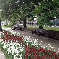 Снимок сделан в Никитский бульвар пользователем Alexander V. 5/19/2012
