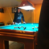 Photo taken at Solero Snooker Bar e Restaurante by Bruno S. on 4/28/2012