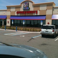 Photo taken at Chuck E. Cheese's by Liz on 7/3/2012