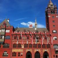 Photo taken at Basel by David G. on 7/30/2012