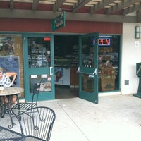 Photo taken at Island Press Coffee by Erica K. on 2/23/2012