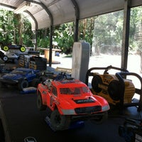 Photo taken at Orange County RC Track by Wally P. on 4/25/2012