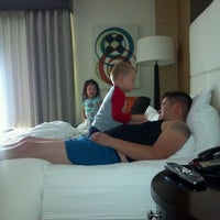Photo taken at DoubleTree by Hilton Hotel Chattanooga Downtown by Tracy S. on 7/6/2012