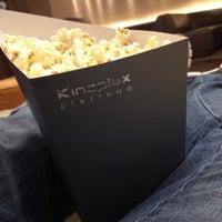 Photo taken at Kinoplex by Alexandre V. on 8/11/2012