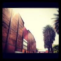 Photo taken at Estudios Churubusco Azteca by Alex R. on 5/1/2012