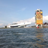Photo taken at Port Of Amsterdam 4 by Руслан А. on 9/3/2012