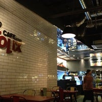 Photo taken at CAFE TOLIX by Yeojin Y. on 2/2/2012