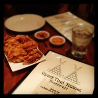 Photo prise au Opart Thai House Restaurant par Casandra S. le5/20/2012