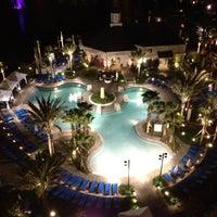 Photo taken at Wyndham Grand Orlando Resort-Bonnet Creek by Dan L. on 3/26/2012
