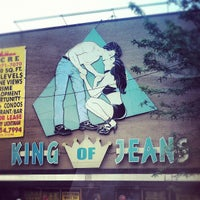 Photo taken at King Of Jeans/Antiques by Gabriela B. on 6/18/2012