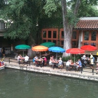 Photo taken at Casa Rio by Venus J. on 6/8/2012
