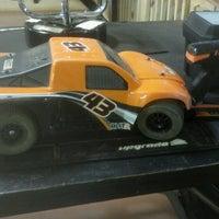 Photo taken at Basher's RC Raceway by Michael B. on 8/3/2012