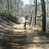 Photo taken at Paris Mountain State Park by Jim K. on 3/10/2012