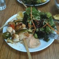 Photo taken at Maydanoz Restaurant by Çağrı on 7/4/2012