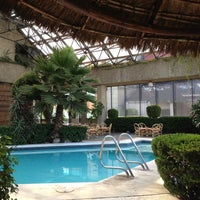 Photo taken at Hotel Sevilla Palace by Sergio C. on 6/11/2012