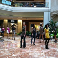 Photo taken at Copley Place by Copley Place on 9/4/2012