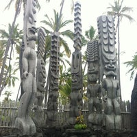 Photo taken at Puʻuhonua o Hōnaunau National Historical Park by Gabriel B. on 6/10/2012