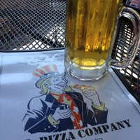 Photo taken at U.S. Pizza Co. by Candice H. on 5/16/2012