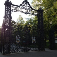 Photo taken at Halifax Public Gardens by Kristy S. on 6/8/2012