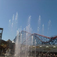 Photo taken at Blackpool Pleasure Beach by Peter J. on 8/20/2012