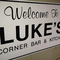 Photo taken at Luke's Corner Bar & Kitchen by Austin T. on 6/29/2012