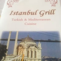Photo taken at Istanbul Grill by Dax D. on 7/8/2012