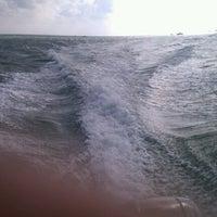 Photo taken at Sandbar! by Teetee S. on 9/8/2012