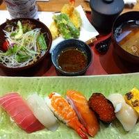 Photo taken at うまい鮨勘 堺北花田支店 by Nismoke on 8/5/2012