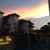 Photo taken at Mini Mart @ Puteri Palma 2 Condominium by Charlie M. on 4/21/2012
