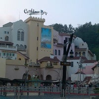 Photo taken at Caribbean Bay by YJ K. on 8/31/2012
