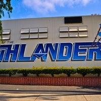 Photo taken at La Habra High School by Jonathan S. on 2/19/2012
