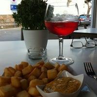 Photo taken at Tamariu by Roser G. on 6/20/2012