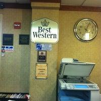 Photo taken at Best Western Convention Center Hotel by Sara on 4/4/2012