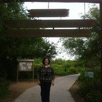 Photo taken at World Bidding Center Edinburg Scenic Wetland by Bryan S. on 3/18/2012