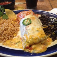 Photo taken at On The Border Mexican Grill & Cantina by Sam C. on 5/13/2012