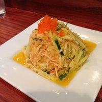 Photo taken at Kobe's Japanese Cuisine by Emily S. on 8/14/2012