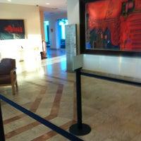 Photo taken at Fiesta Inn by Sergio C. on 8/26/2012
