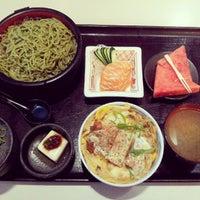 Photo taken at Ichiban Boshi by FoodyTwoShoes on 7/26/2012