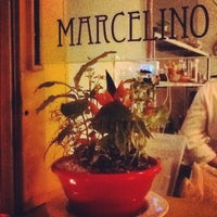 Photo taken at Marcelino Pan y Vino by Martha M. on 8/2/2012