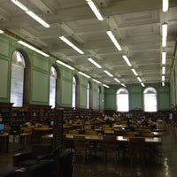 Photo taken at Undergraduate Library by Alyse L. on 3/4/2012