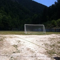 Photo taken at Campo Sportiva Pamparato CN by Ivan G. on 7/10/2012