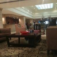 Photo taken at L'Enfant Plaza Hotel by Robert S. on 4/18/2012