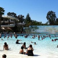Photo taken at Waterworld California by Ritchel E. on 8/17/2012